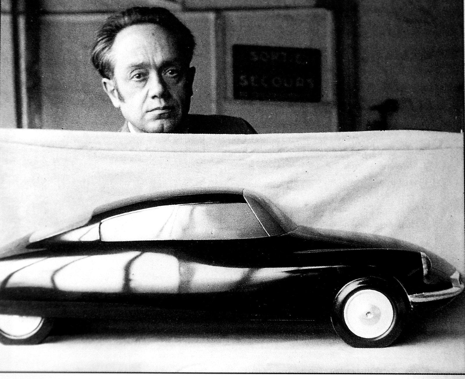 Citroën DS ontwerper