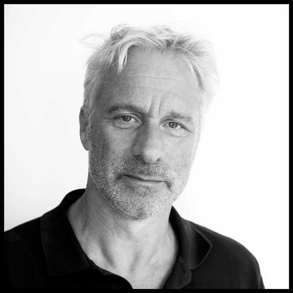 Portret Marcel ten Hooven