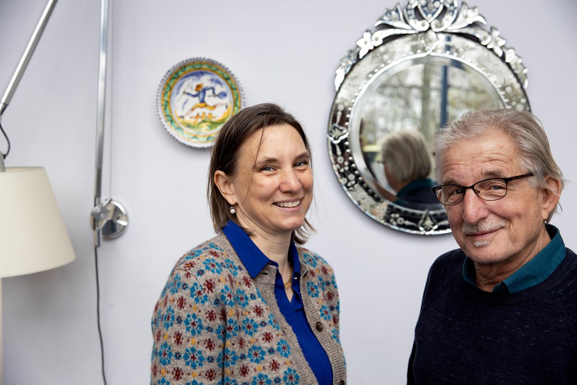 Laura en Frans Bromet