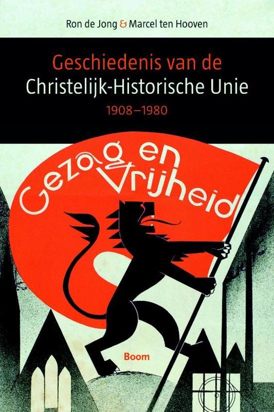 geschiedenis-chu-cover