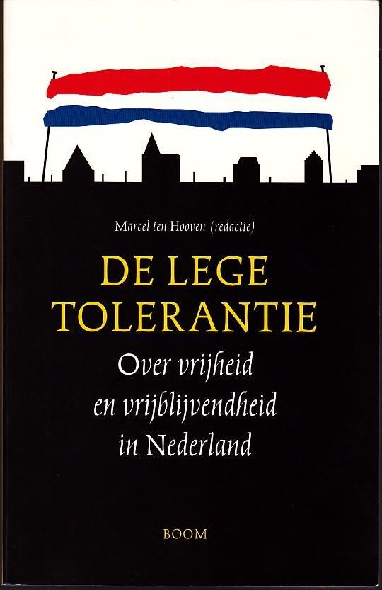 Cover De lege tolerantie