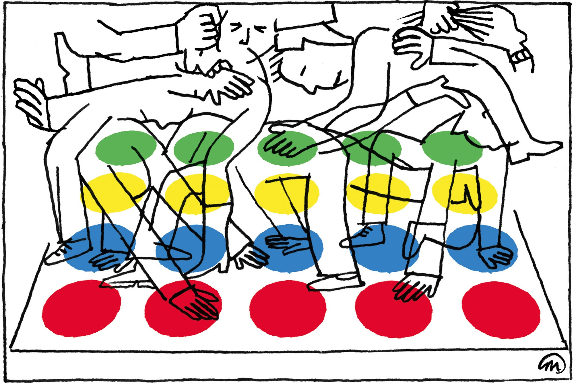 illustratie formatie
