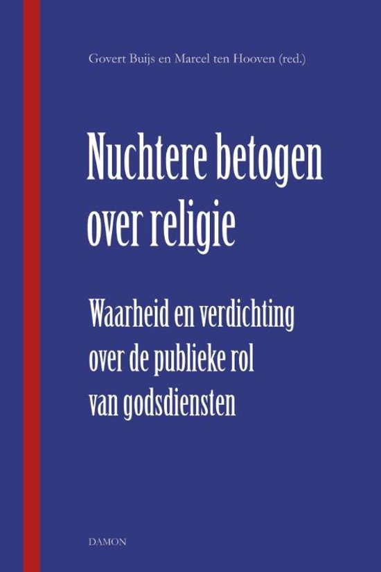 Cover Nuchtere betogen