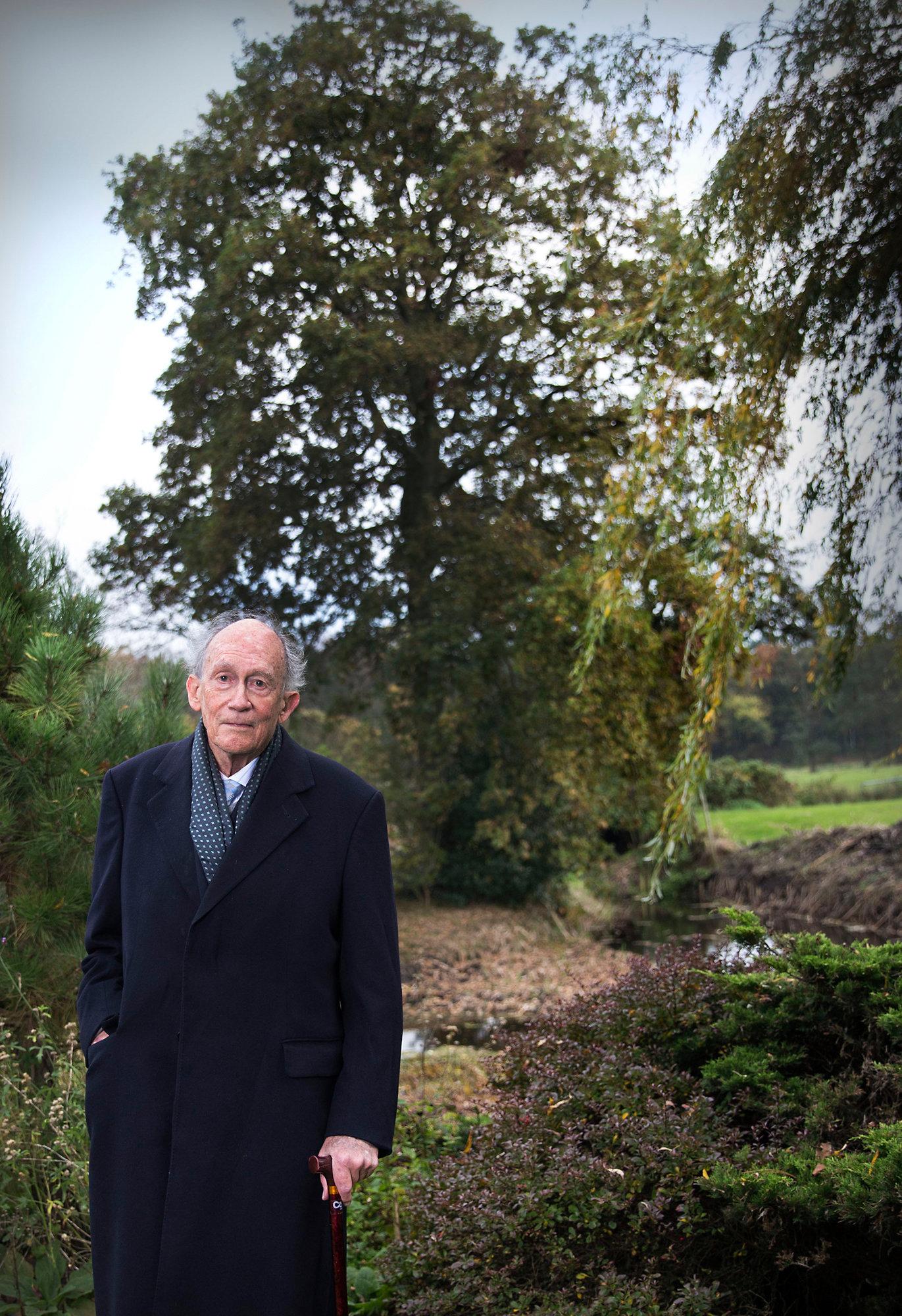 Oud minister Witteveen